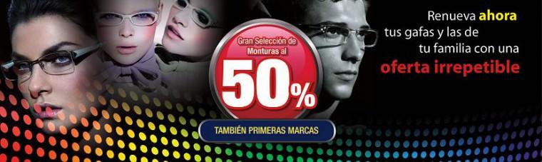 Ofertas para comprar vuestras gafas ¡ahora!