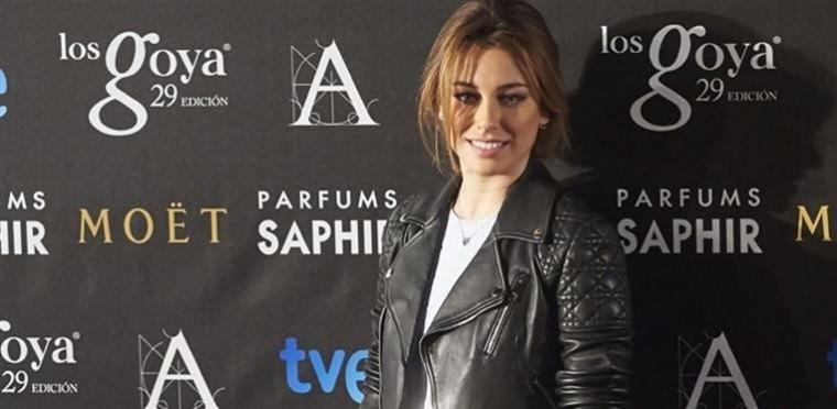 Blanca Suárez, con sus Dior, presenta los nominados de los Goya