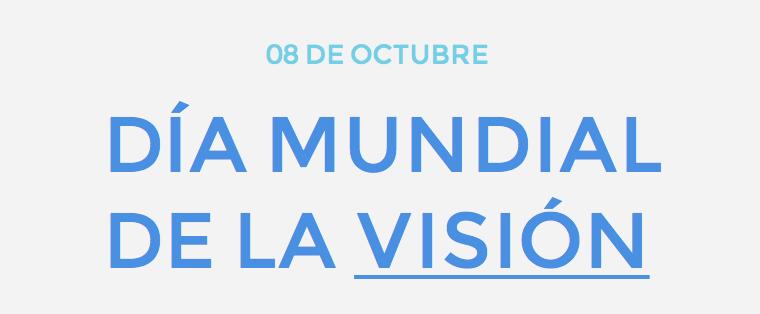Hoy es el Día Mundial de la Visión