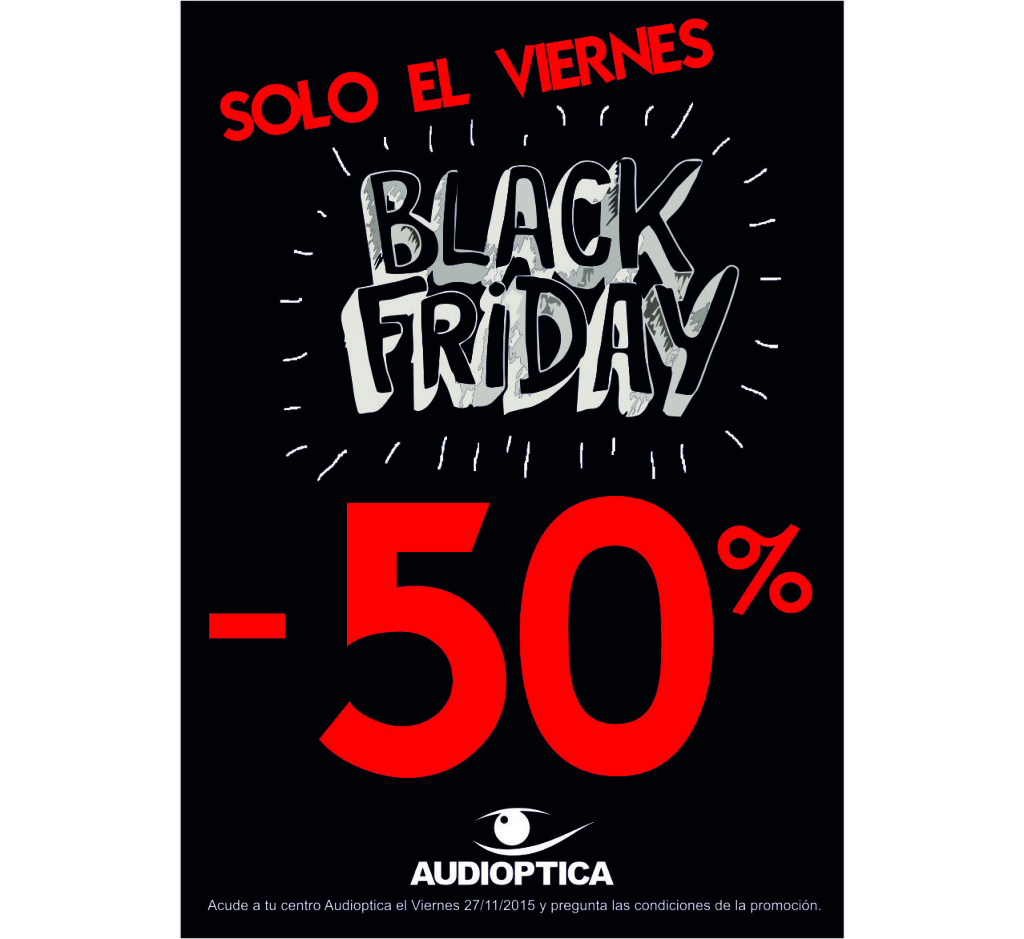 Black Friday Audioptica